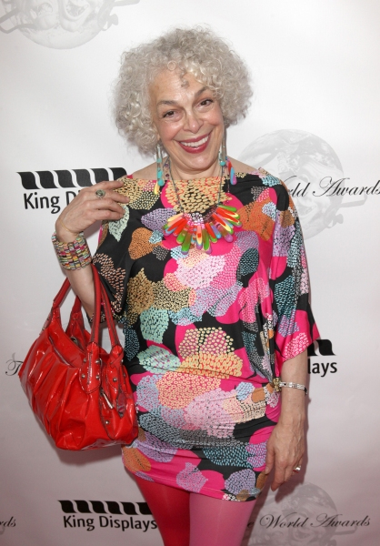 Marilyn Sokol  at 2012 Theatre World Awards - Red Carpet Arrivals!