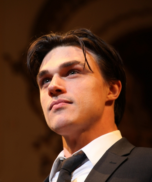 Finn Wittrock at 2012 Theatre World Awards- Inside the Ceremony!