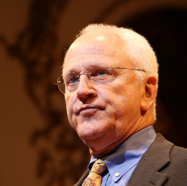 John Rubinstein at 2012 Theatre World Awards- Inside the Ceremony!