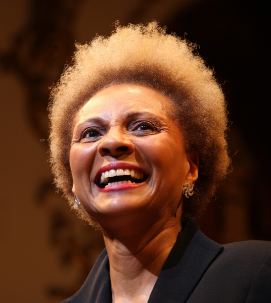 Leslie Uggams at 2012 Theatre World Awards- Inside the Ceremony!