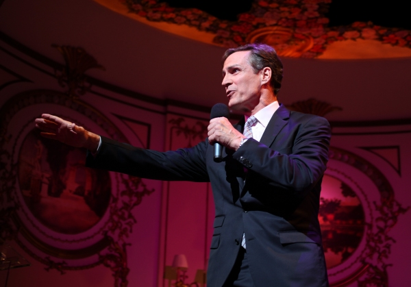 Howard McGillin at 2012 Theatre World Awards- Inside the Ceremony!