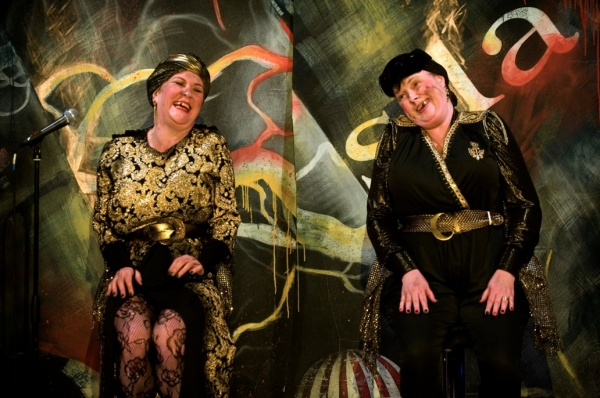 Photo Flash: First Look at New Ohio Theatre's 2012 ICE FACTORY FESTIVAL