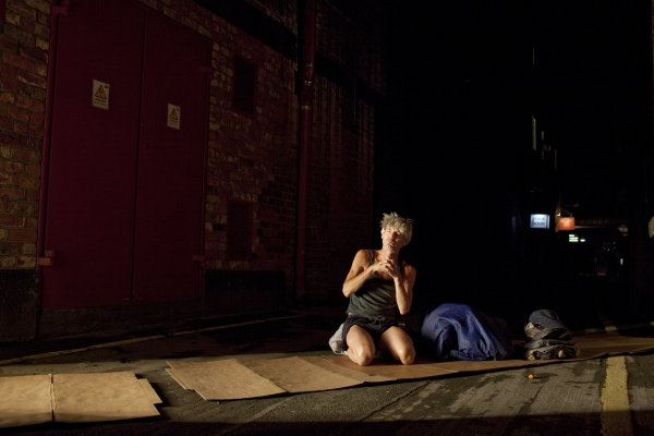 Photo Flash: Company SJ from Ireland Performs Beckett in River to River Festival, Now thru 6/29