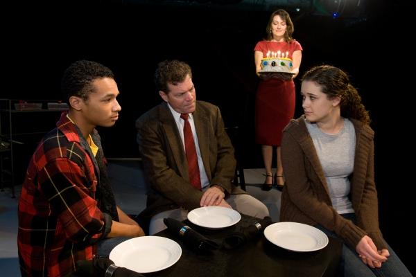 Damian Barray, Stephan Jones, Melissa Minyard, and Emily Walton Photo