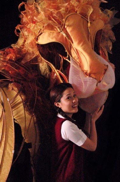 Photo Flash: First Look at Imagination Stage's THE LION, THE WITCH, & THE WARDROBE