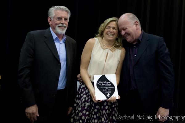 John Harvey, Leslie Lester and Leonard McHardy Photo