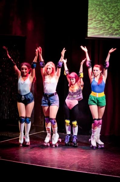 Claudia Yanez, Marissa Rae Roberts, Misch Whitaker & Mariah MacFarlane Photo