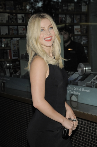Julianne Hough at Adam Shankman, Julianne Hough & Co. at ROCK OF AGES Movie Screening in NYC