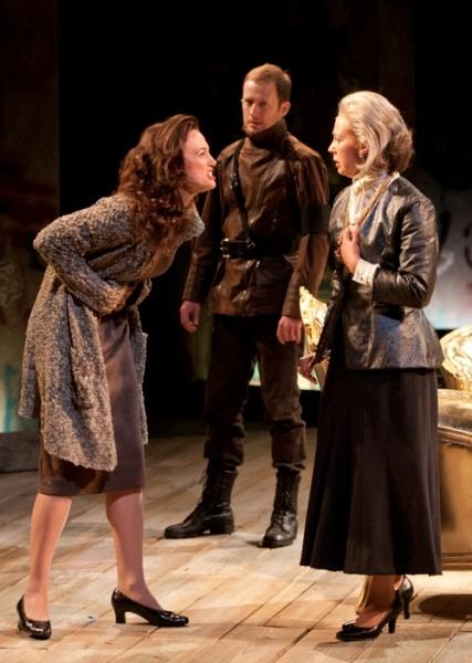 Photo Flash: The Old Globe Presents Jay Whittaker as Shakespeare's RICHARD III