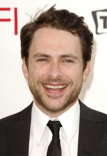 Charlie Day at Shirley MacLaine, Meryl Streep & More at The AFI Life Achievement Awards Honouring Shirley MacLaine