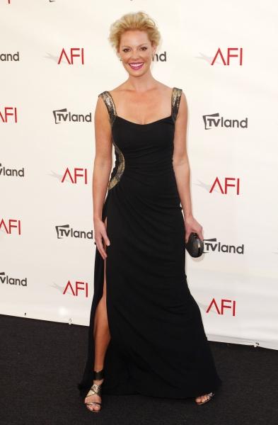 Katherine Heigl at Shirley MacLaine, Meryl Streep & More at The AFI Life Achievement Awards Honouring Shirley MacLaine