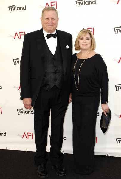 Ken Howard at Shirley MacLaine, Meryl Streep & More at The AFI Life Achievement Awards Honouring Shirley MacLaine