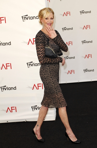 Melanie Griffith at Shirley MacLaine, Meryl Streep & More at The AFI Life Achievement Awards Honouring Shirley MacLaine
