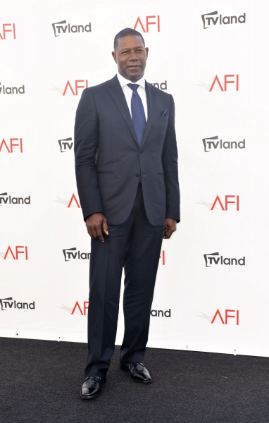 Dennis Haysbert at Shirley MacLaine, Meryl Streep & More at The AFI Life Achievement Awards Honouring Shirley MacLaine