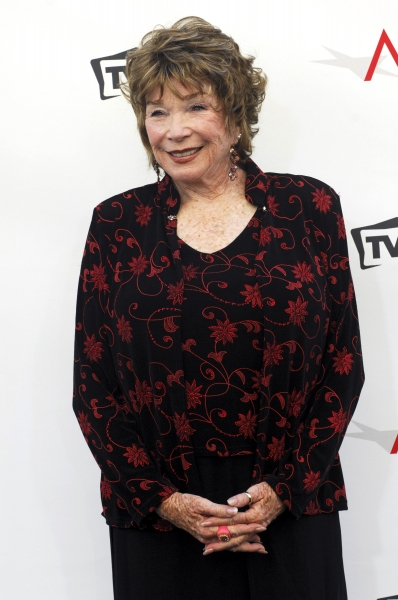 Shirley MacLaine at Shirley MacLaine, Meryl Streep & More at The AFI Life Achievement Awards Honouring Shirley MacLaine