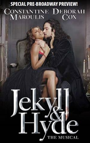 Photo Flash: JEKYLL & HYDE Promo Poster Released!