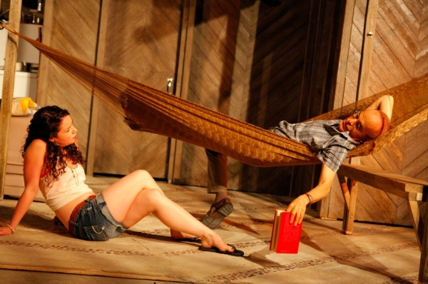 Photo Flash: First Look - LCT3's SLOWGIRL!