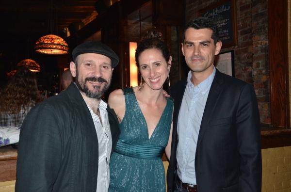 Laith Nakli, Lameece Issaq and Jacob Kader