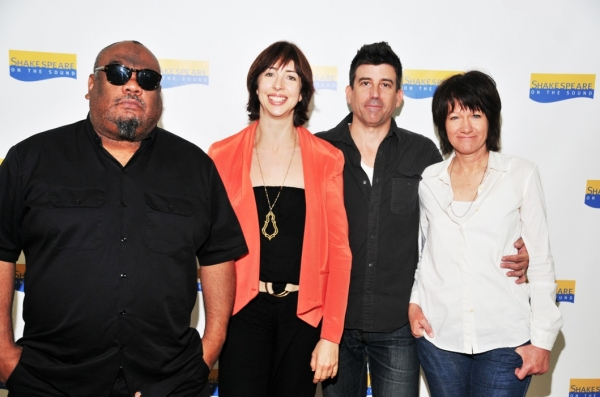 Stew, Joanna Settle, David Neumann and Heidi Rodewald