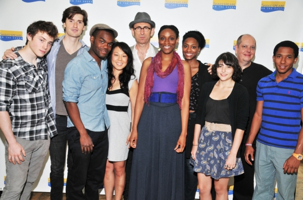 Photo Flash: Cast of Shakespeare on the Sound's ROMEO AND JULIET Meets the Press