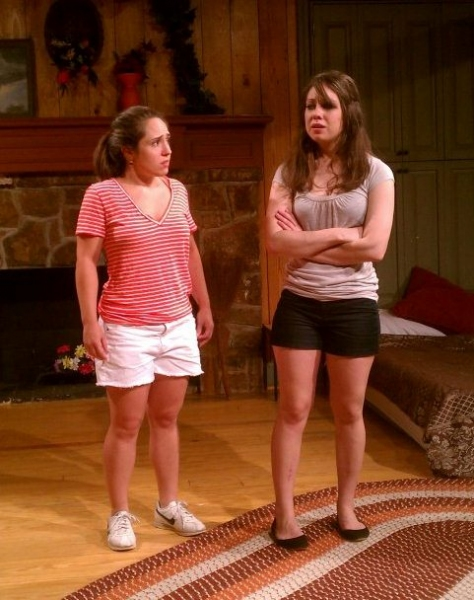 Photo Flash: First Look at 2 COUPLES 2 at Stone Cottage Theatre