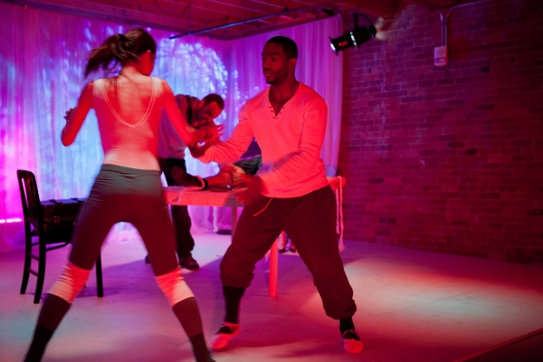 Photo Flash: Fort Point's Dance Theatre Piece INDISCREET DISCRETION