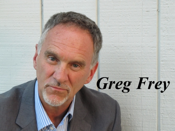 Hey, Jef, Here's My Headshot: GREG FREY