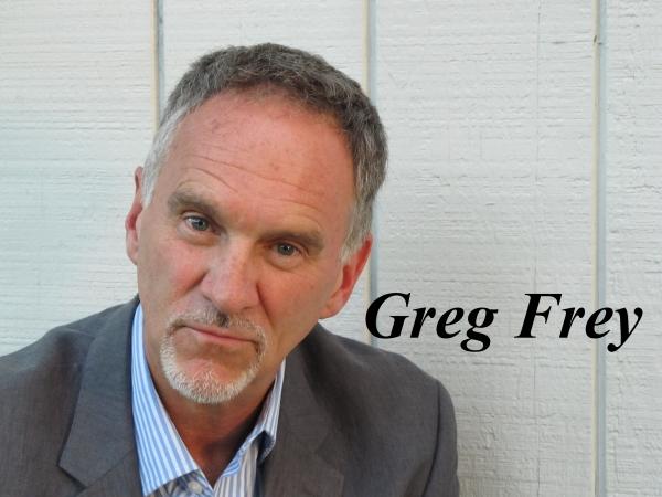 Hey, Jef, Here's My Headshot: GREG FREY