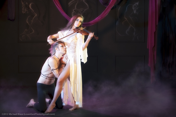 Photo Flash: Rachel Klein's SYMPHONY OF SHADOWS at Dixon Place