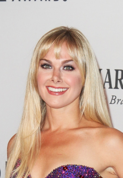 Laura Bell Bundy at 2012 Tony Awards Red Carpet- Part 1!