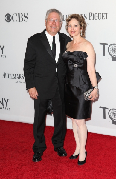 Alan Menken at 2012 Tony Awards Red Carpet- Part 1!