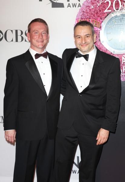 Joe DiPietro at 2012 Tony Awards Red Carpet- Part 1!