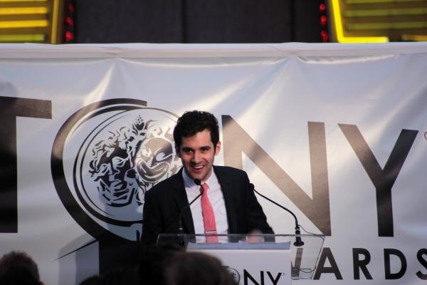 Photo Flash: Times Square Tony Simulcast!