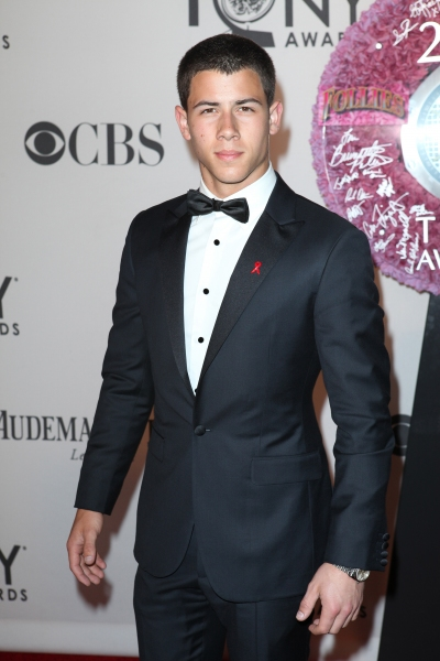 Nick Jonas  at 2012 Tony Awards Red Carpet- Part 2!