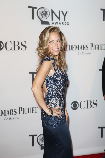 Sheryl Crow  at 2012 Tony Awards Red Carpet- Part 3!