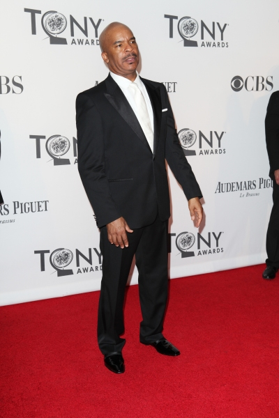 David Alan Grier pictured at the 66th Annual Tony Awards held at The Beacon Theatre in New York City , New York on June 10, 2012. © Walter McBride / Retna Ltd