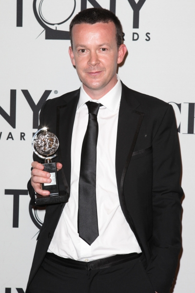 Photo Coverage: Inside the Tonys Winners Room!