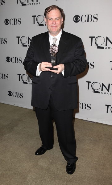 Gregg Barnes pictured at the 66th Annual Tony Awards held at The Beacon Theatre in New York City , New York on June 10, 2012. © Walter McBride / Retna Ltd