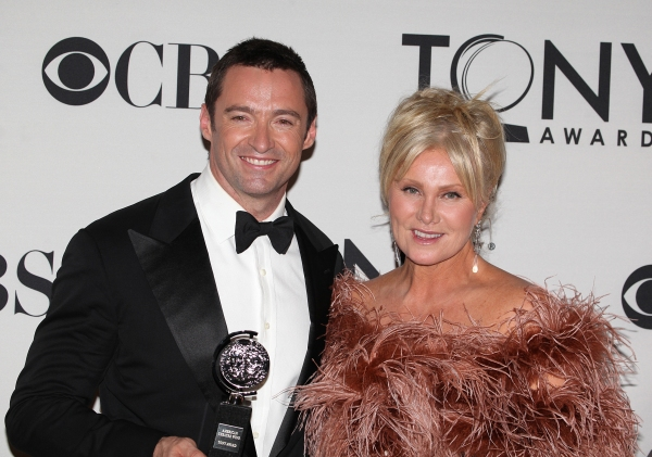 Photos and Video: A Tribute to Special Tony Winner Hugh Jackman!