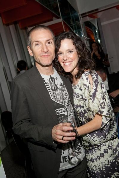Rob Preuss and Leah Zepel