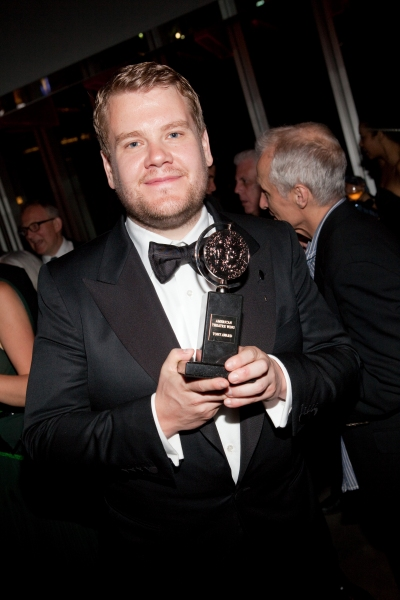 James Corden at ONCE Celebrates its Winning Night - Inside the Show's After Party!