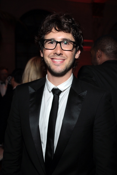 Josh Groban at Inside the Tony Ball at the Plaza Hotel - Audra McDonald, Will Swenson, Neil Patrick Harris & More!