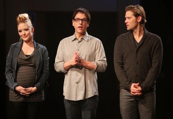 Nikki Anders, Robert Ulrich & Zach Woodlee