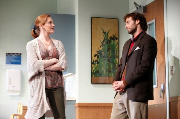 Kate Jennings Grant and Charlie Hofheimer