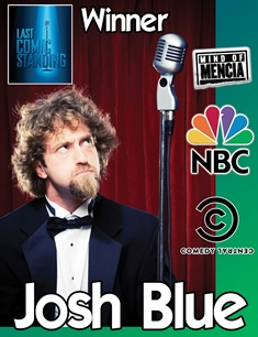 Tampa's Sidesplitters Comedy Club Welcomes Jon Reep and Josh Blue, Beg. Tonight, 6/14