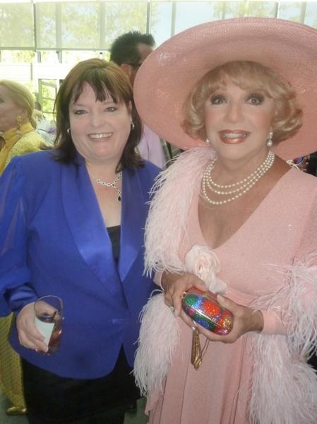 Meggie Hale and Ruta Lee
