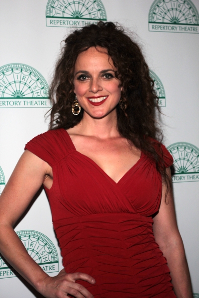 Photo Coverage: Brian Stokes Mitchell, Melissa Errico, James Barbour & More Celebrate The Irish Rep in OLIVER!