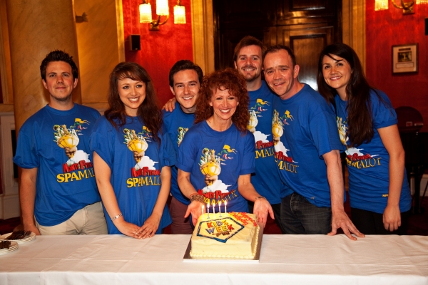 Photo Coverage: Society of London Theatre Launches The 2012 KIDS' WEEK With SHREK, TOP HAT, SPAMALOT And More!