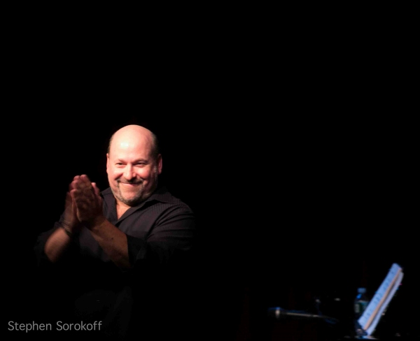 Photo Flash: Frank Wildhorn Brings FRANK & FRIENDS to Birdland!