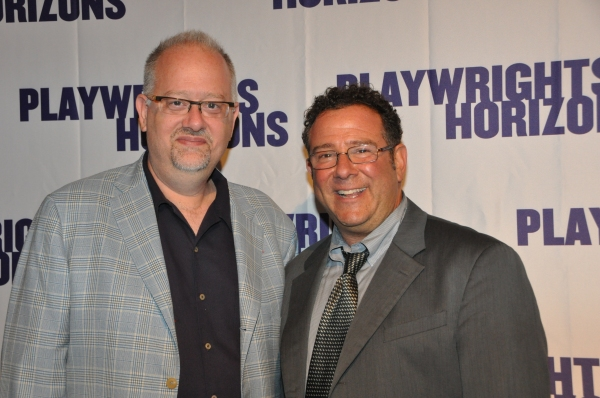 3 at James Lapine, Bruce Norris, Stephen Sondheim Honored at Playwrights Horizons Gala!